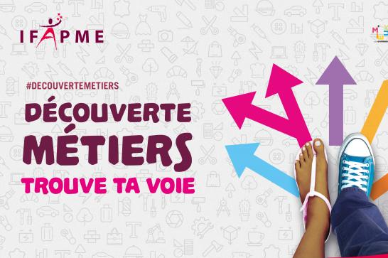 IFAPME Decouverte Metiers